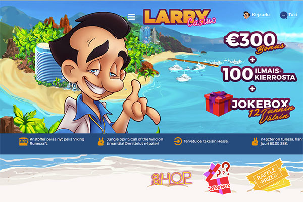 Larrycasino